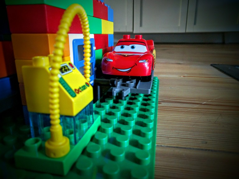 Duplo, Lego, Lightning McQueen