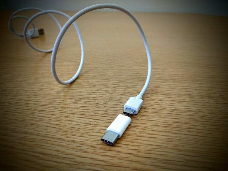 USB typ-C adapter